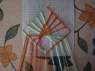 A Bobbin Lace Lover: julio 2011