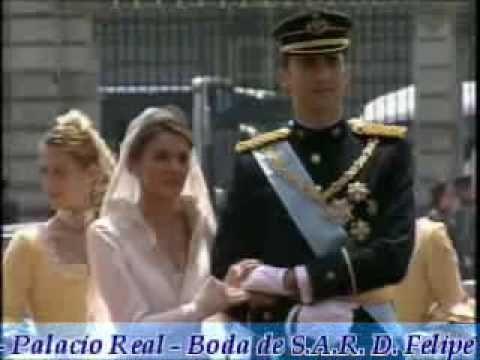 Himno de Asturias en la Boda de S.A.R. los Príncipes de Asturias