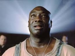"‎""... I'm tired of people being ugly to each other. I'm tired of all the pain I feel and hear in the world everyday. There's too much of it. It's like pieces of glass in my head all the time. Can you understand?"" ~John Coffey, The Green Mile - RIP Michael Clark Duncan"