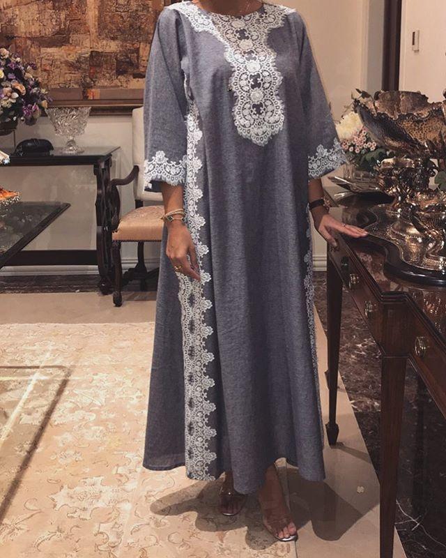 ramadan #uae #dubai #Ad #kuwait #Bahrain #Instagram #fashion #jalabia   Fashion  dresses formal, Fashion outfits, Fashion
