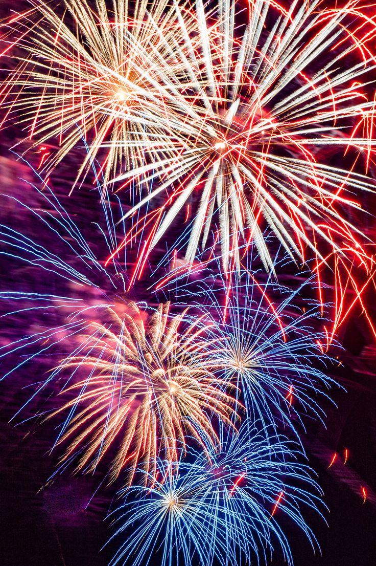 Tips voor het fotograferen van vuurwerk