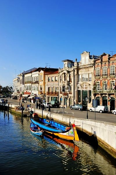 Art Nouveau in Aveiro, Portugal | A1 Pictures