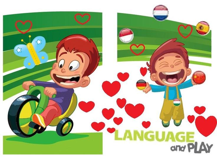 Walentynki!  Valentine's Day!  www.languageandplay.com.pl