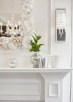 Beautiful mantel ikea has sconces like that i 39 ve - Mantel plastificado ikea ...