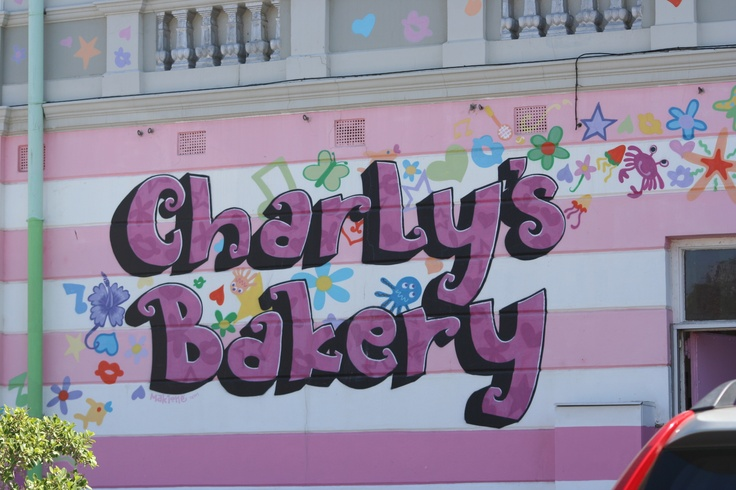 Charly's bakery. If you are ever in CT go their. YUM