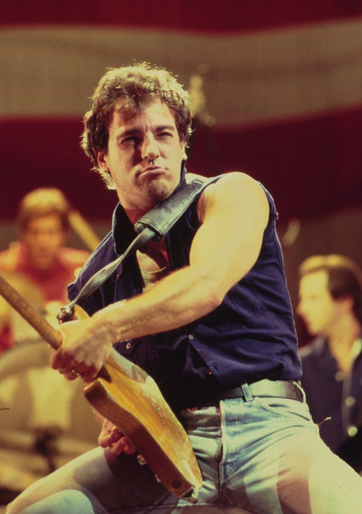 100 Greatest Bruce Springsteen Songs of All Time to commemorate his 65th birthday | Rolling Stone