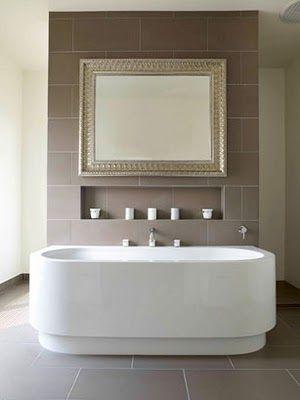 Bath Niche Australian House And Garden