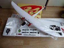 Avión controlados por radio 2 Motor Eléctrico RC Avión Avión Planeador Remoto Nuevo