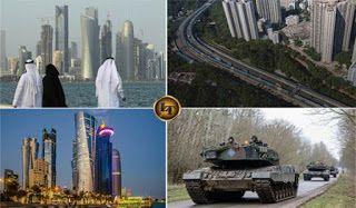 4 Alasan Kenapa Negara Qatar Sangat Disegani Negara Lain