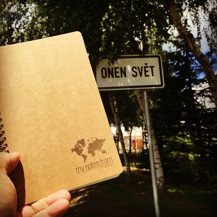 Kolik toho chceš navštívit,než to přijde? Máš taky svůj seznam? My ano a odškrtáváme ... :-) #travelnotebook #travelling #mynotesfrom #overenozivotem
