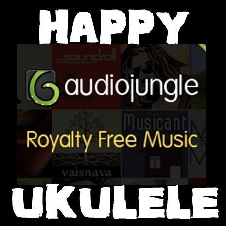 Happy Ukulele - Five Great Royalty Free Tracks. Great motivational music to use as a background in your videos. Includes clapping, ukulele, whistling and upbeat happiness. Available for download and licensing and http://audiojungle.net/?ref=AlexStokke