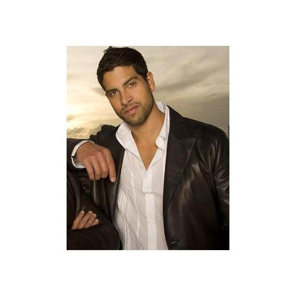 Adam Rodriguez Height and Weight ❤ liked on Polyvore featuring male model