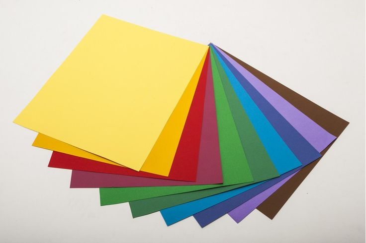 Papier couleur 160gr A4