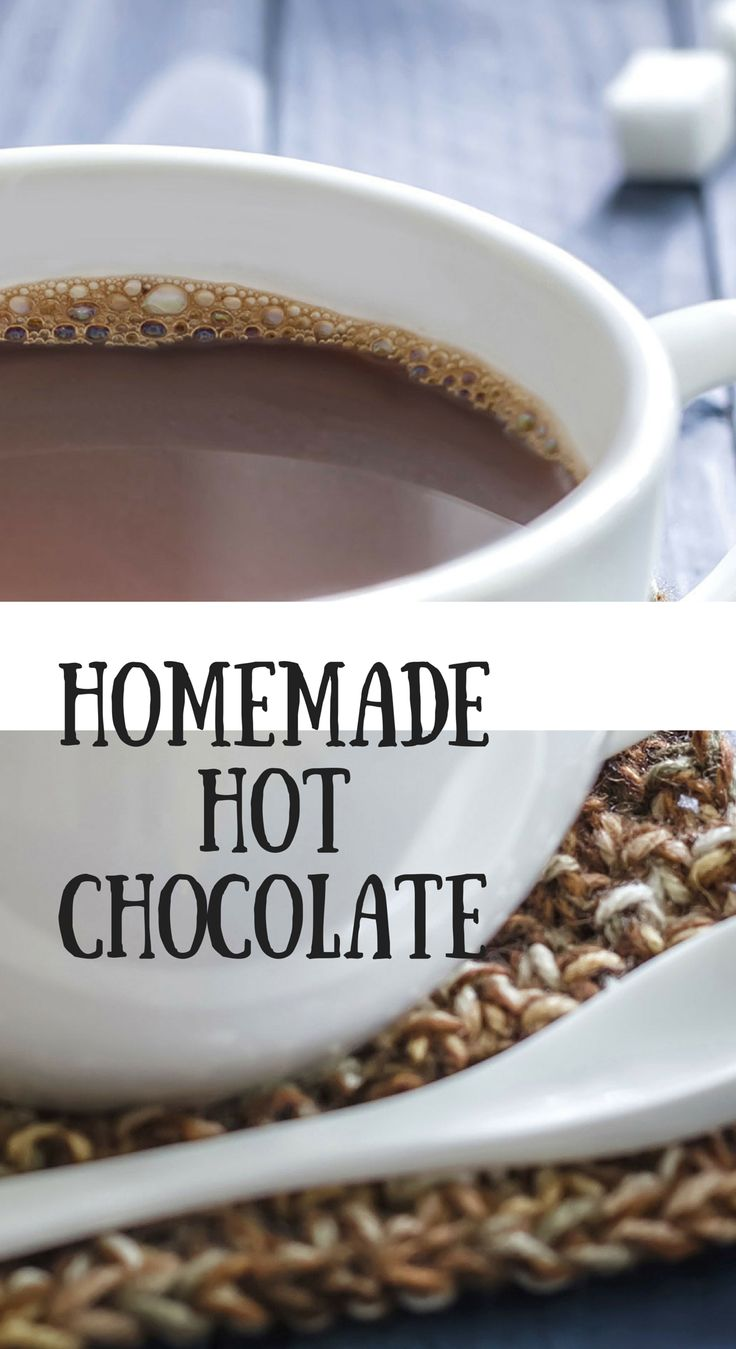 SPONSORED: What's better on a frigid winter day than a mug of homemade hot chocolate? Try these recipes.