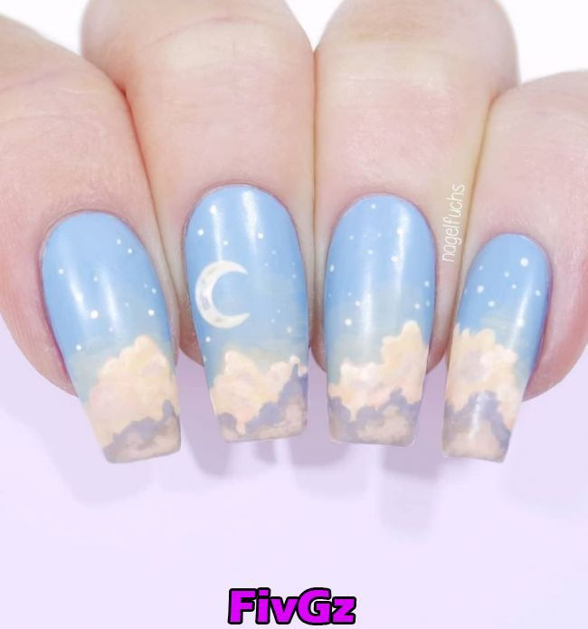 100 Best Nail Designs Ever Cute Acrylic Nails Ballerina Nails Kawaii Nails 100 Best Nail Designs Ever Cute In 2020 Cool Nail Designs Kawaii Nails Nail Designs
