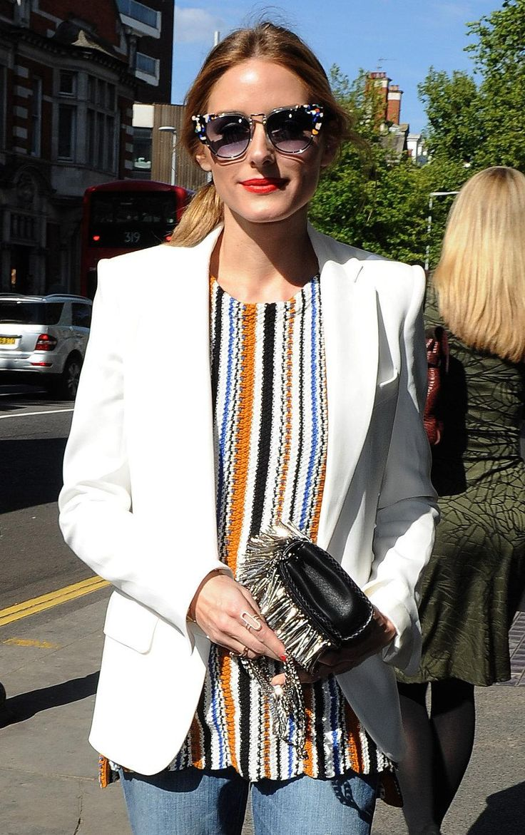 25 all time best pictures of olivia palermo style and fashion - Olivia Palermo Takes French Chic Stateside With A Swipe Of Poppy Pigment