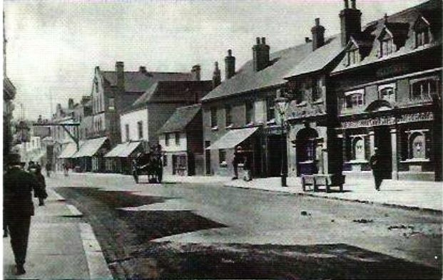 High street waltham Cross