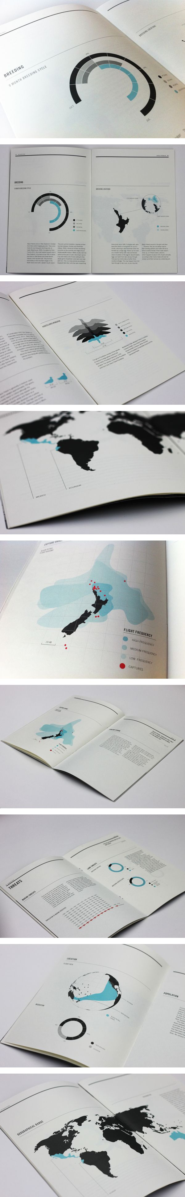 lauren earl | conservation report 2012 #Branding #Identity #informationdesign