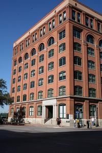 Texas Book Depository Building with The Sixth Floor Museum - Dallas, TX  Kennedy Assassination