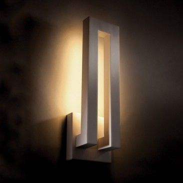 Modern Forms Forq 18in Outdoor Wall Light & 92 best Modern Lighting images on Pinterest | Modern lighting ... azcodes.com