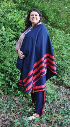 Cherokee Artist - Lisa Rutherford (Cherokee Nation) in Cherokee, North Carolina