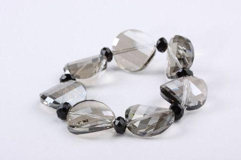 Smokey Beads Bracelet – Jewel Online