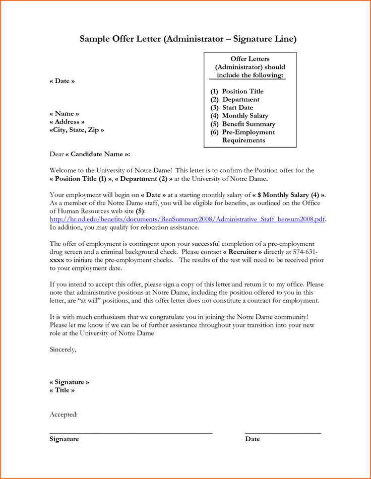 How Format Business Letter With Two Signatures Sample  Home