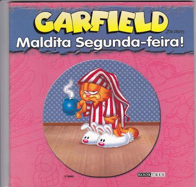 BD Portugal: Garfield - Maldita Segunda-Feira!