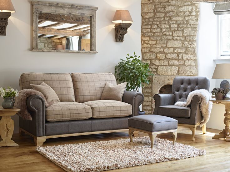 The Lavenham Sofa Collection By Wood Bros (Furniture ) Ltd. Seen Here In The