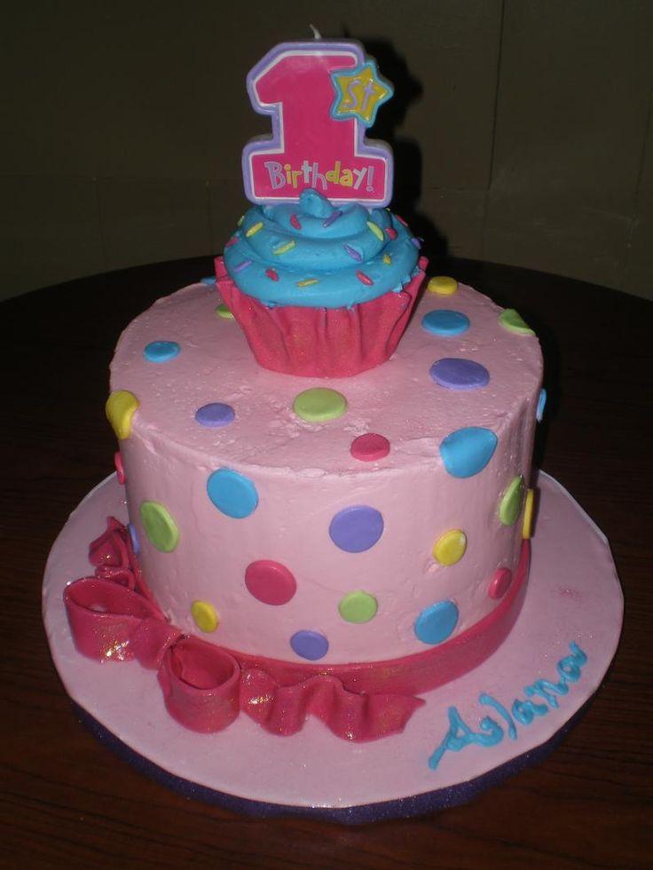 1st Birthday Cakes for Girls | first birthday cake topsy turvy cheetah birthday cake 40th birthday