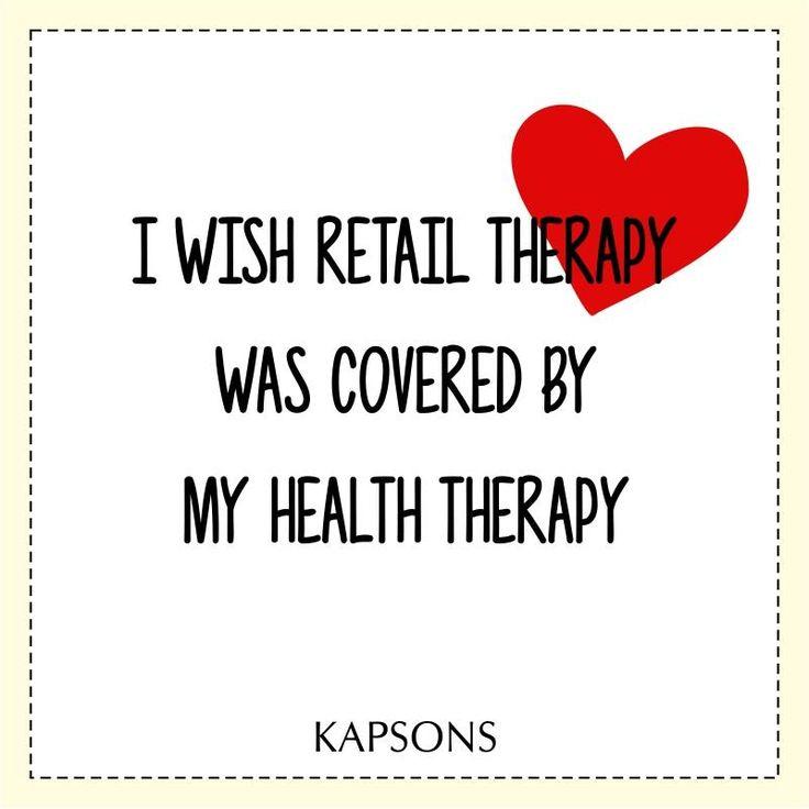 Amen!!! #Kapsons #FashionQuotes