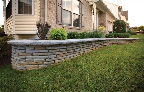 39 best EP Henry Retaining Walls images on Pinterest