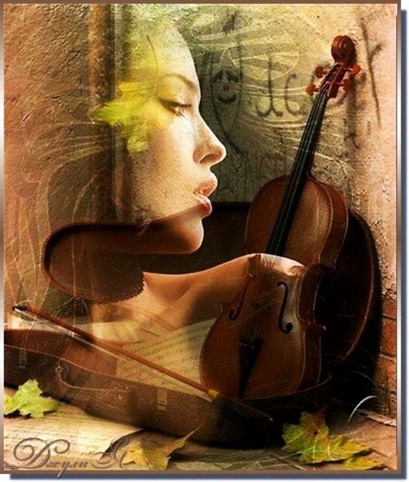 Внутренняя музыка картинки