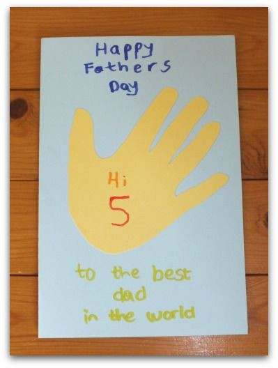 Fathers day cards - Fab card ideas for #Fathersday for #Kids to make
