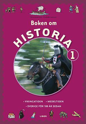 Boken om historia 1 | Liber