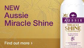 New Aussie Mirale Shine