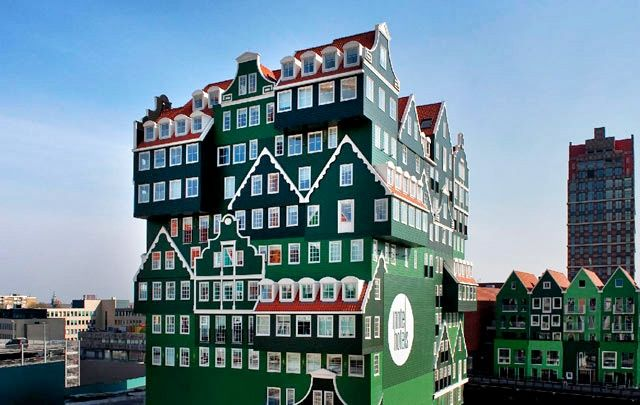 Overflowing with subcultures and creative types, visitors are also drawn to the city with the promise of great nightlife, interesting cafes and picturesque canals. The Dutch capital's fondness for the unusual and the original is also a theme in many of its excellent hotels. Here are ten of the most inspiring, quirky and cool hotels in Amsterdam...