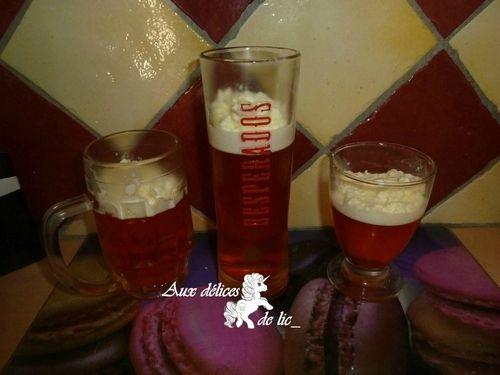 Bière à déguster