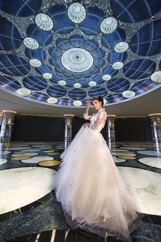Jumeirah at Etihad Towers Hotel, Abu Dhabi - Honeymoon Destinations - Ochulus Bride