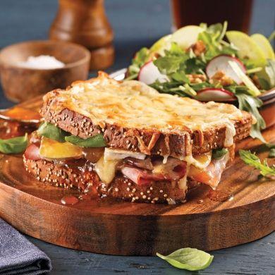 Grilled cheese décadent - Recettes - Cuisine et nutrition - Pratico Pratique