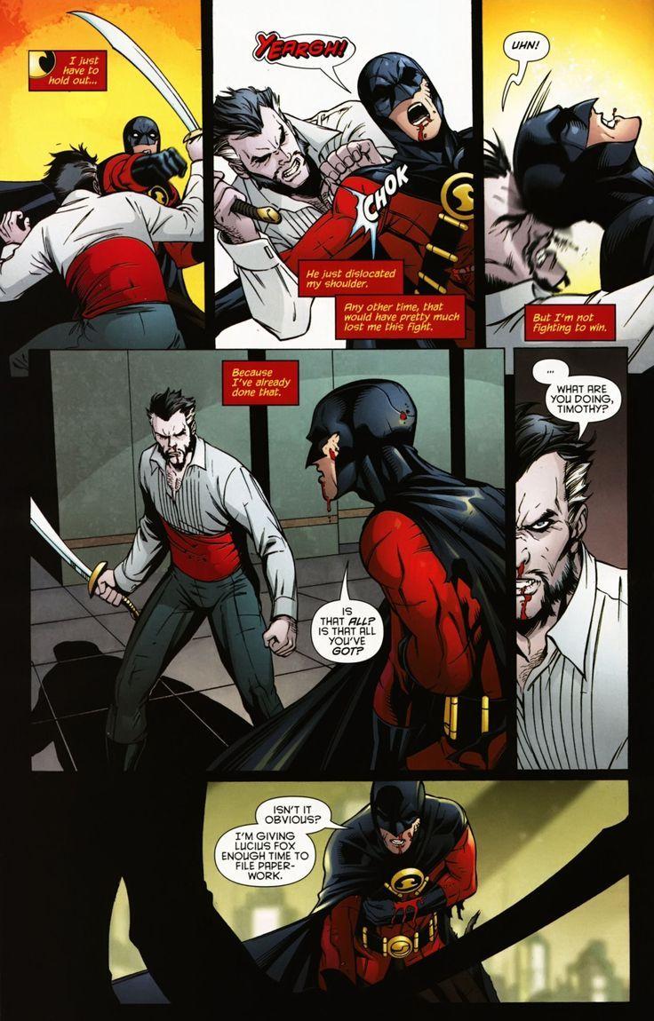 Tim Drake Ra S Al Ghul Google Search Dc Comics