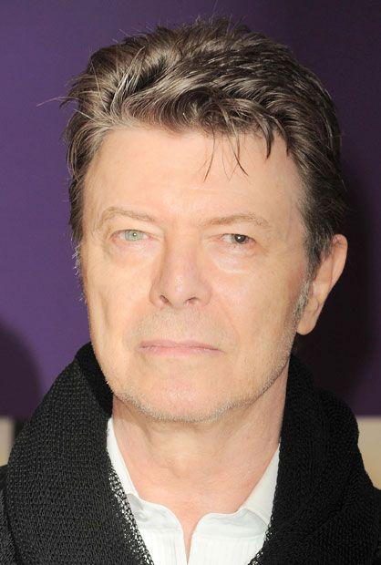 David Bowie: CFDA Fashion Awards, New York (2010)