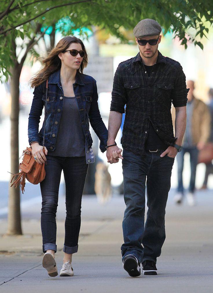 Pictures of Jessica Biel and Justin Timberlake Together | POPSUGAR Celebrity