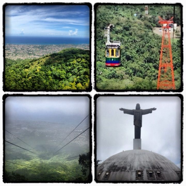 Dominican Republic, Puerto Plata - Pico Isabel De Torres