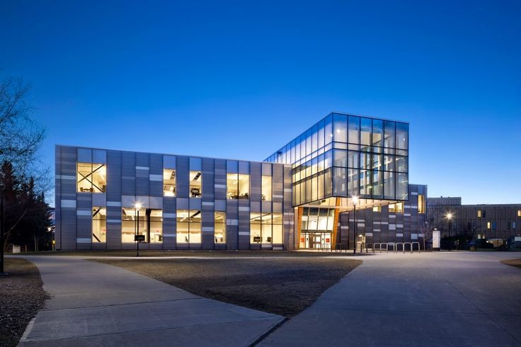 The University of Calgary - Taylor Institute, Gibbs Gage Architects+ Diamond Schmitt Architects