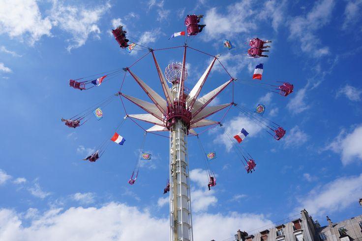 Un tour à la Fête Foraine des Tuileries   Lauralou