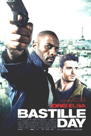 bastille day full movie wiki