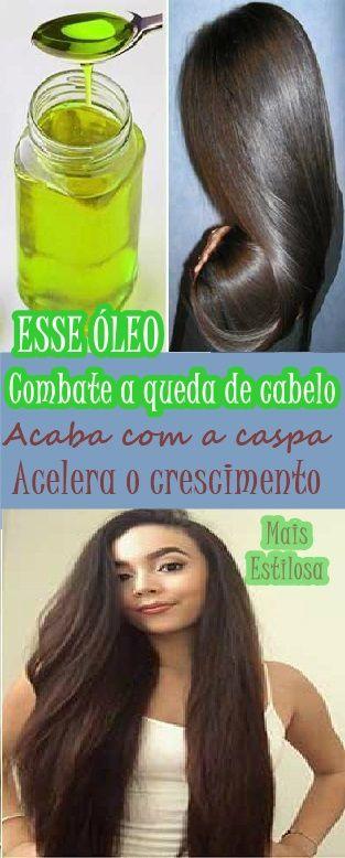 Esse óleo é capaz de fazer maravilhas pelo seu cabelo. É super baratinho e fácil de encontrar.