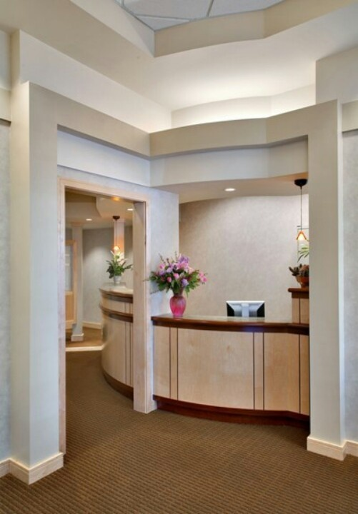 Office Front Desk Design Glamorous Design Inspiration