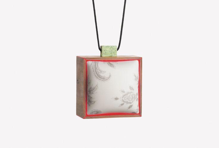 Halskette von Ignasi Cavaller Triay